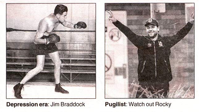 Russell crowe cinderella man workout - photo#36